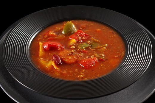Tiršta mėsos sriuba