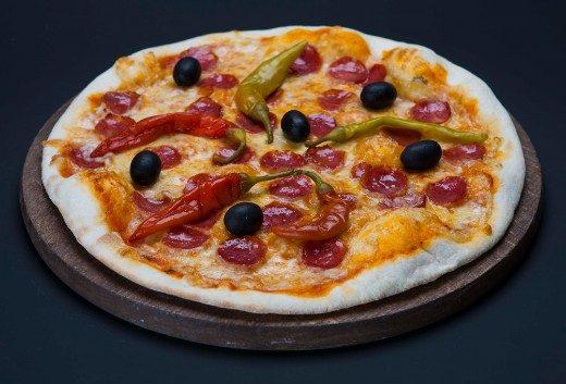 "4. Pica ""Pepperoni"""